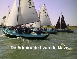 De Admiraliteit van de Maze