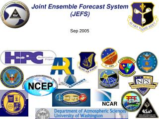 Joint Ensemble Forecast System (JEFS)