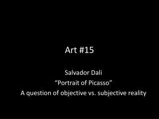 Art #15