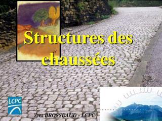 Structures des chauss es
