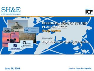 REGIONAL AIRPORT SYSTEM PLAN ANALYSIS Study Update