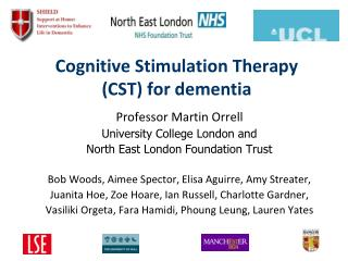 Cognitive Stimulation Therapy  (CST) for dementia