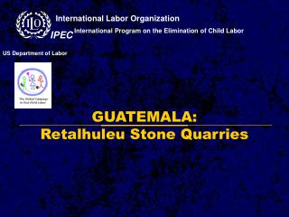 GUATEMALA:  Retalhuleu Stone Quarries