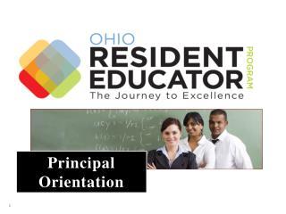 Principal Orientation