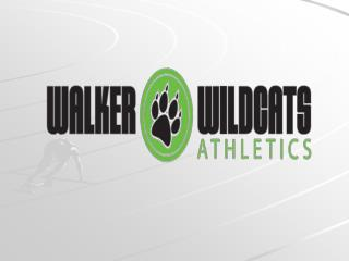 Walker Wildcats Athletics