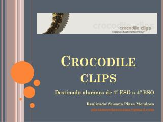 Crocodile  clips