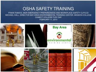 OSHA SAFETY TRAINING