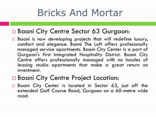 9560297002 Baani Service Apartment Gurgaon
