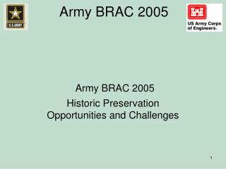 Army BRAC 2005
