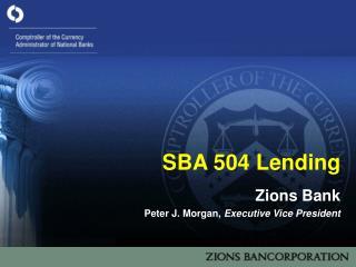 SBA 504 Lending