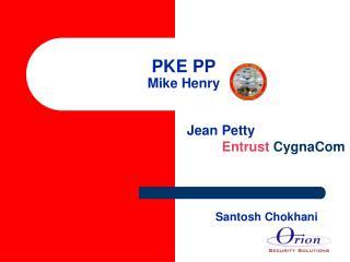 PKE PP Mike Henry