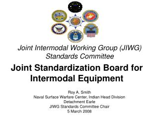 Joint Standardization Board for Intermodal Equipment