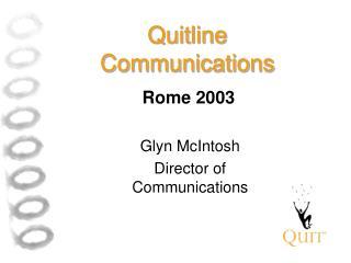 Quitline Communications