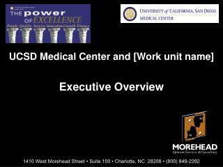 UCSD Medical Center and [Work unit name]