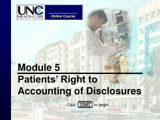 Module 5 Patients' Right to Accounting of Disclosures