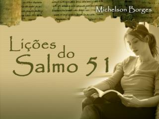 licoes salmo
