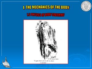 1. THE MECHANICS OF THE BODY