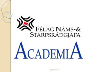 The Icelandic Educational and Vocational Guidance Association