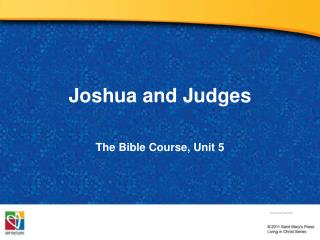 Joshua and Judges