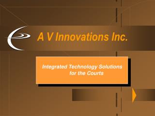 A V Innovations Inc.