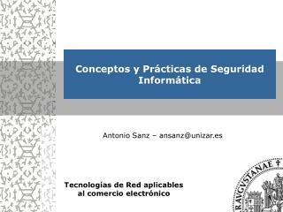 Conceptos y Prácticas de Seguridad Informática