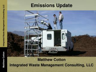 Emissions Update