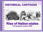 HISTORICAL CARTOONS