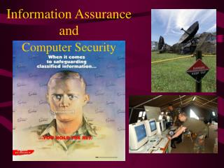 Information Assurance and Computer Security