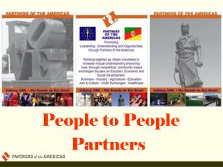 People to People        Partners