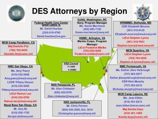 NAS Pensacola, FL Mr. Glen Chidester (850) 452-9791 Glen.chidester@navy.mil