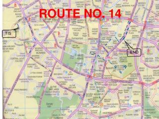 Route No. 14