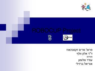 ROBOCUP Project