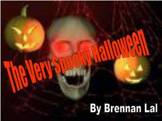 The Very Spooky Halloween