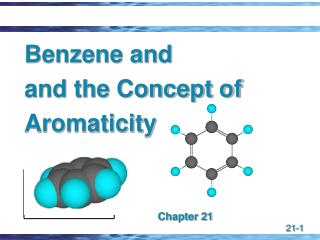 Benzene and and the Concept of Aromaticity