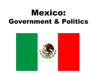 Mexico: Government & Politics