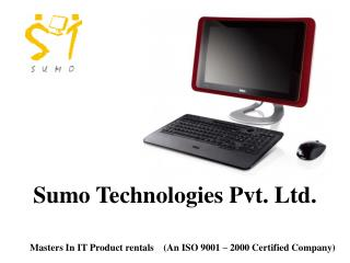 Sumo Technologies Pvt. Ltd.