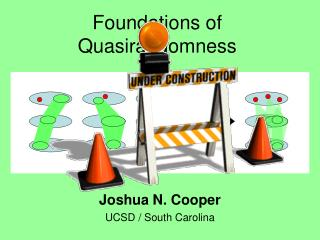 Foundations of Quasirandomness