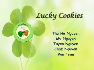 Lucky Cookies