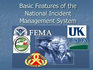 Basic Features of the National Incident Management System