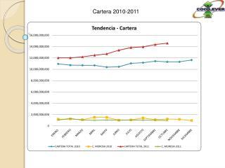 Cartera 2010-2011