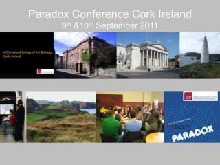 Cork presentation