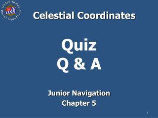 Quiz Q & A