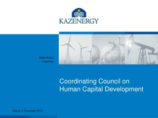 Coordinating Council on Human Capital Development