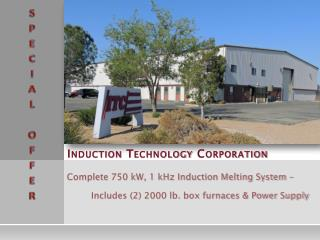 Induction Technology Corporation