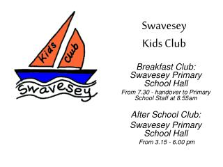 Swavesey  Kids Club