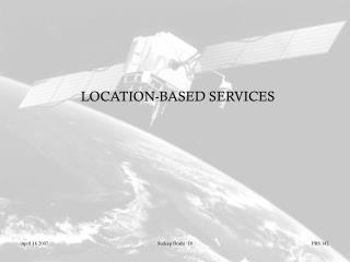 LOCATION-BASED SERVICES