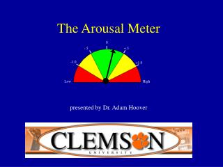 The Arousal Meter