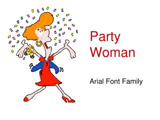 Party Woman