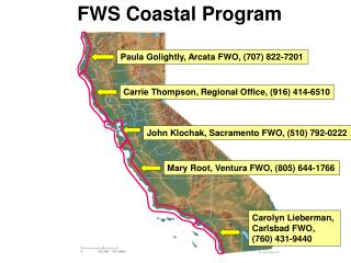 FWS Coastal Program