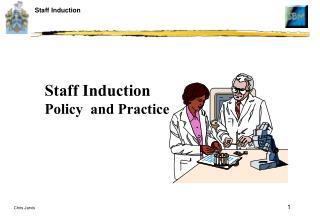 Staff Induction Policy  and Practice